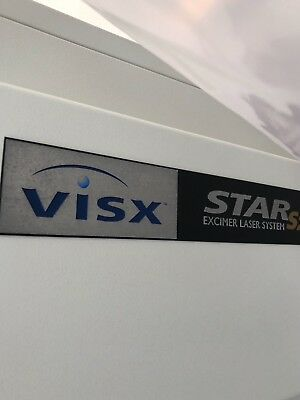 AMO VISX EXIMER LASER DEXTA CHAIRS HF GAS DETECTION LASIK Ophthalmogy