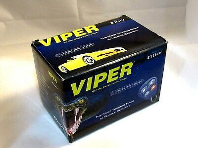 Viper 211HV 1,500-Ft  Keyless Entry System WITHOUT REMOTES