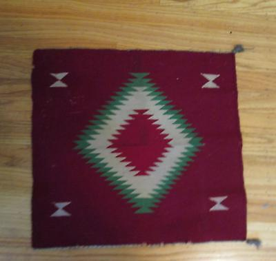 Chimayo Native American Weaving