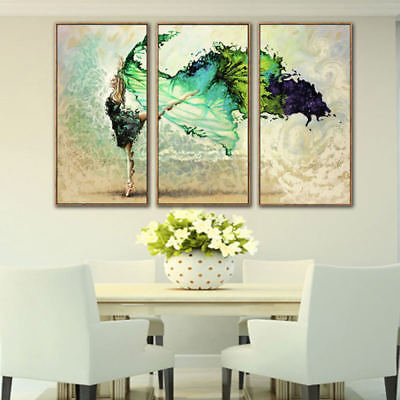 Modern Canvas Print Oil Painting Nature Picture Wall Art Home Decor No Frame