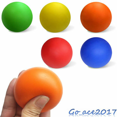 Anti-Stress Reliever Ball Stressball Relief Relax Squeeze Toy Physio Autism ADHD
