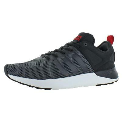 quality design 3af0a e688e adidas NEO Mens Cloudfoam Super Racer Athletic Running Shoes Sneakers BHFO  7257