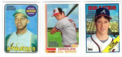 2018 Topps Archives Rookie History Inserts-You Pick-$1.99-$2.99