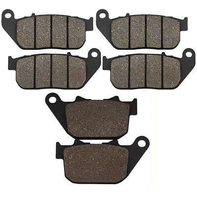Motorcycle Front And Rear Brake Pads For Harley XL 883 R SportsterR 2005-2014