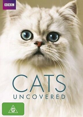 Cats Uncovered, DVD