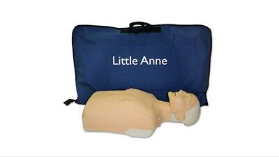 Laerdal Little Anne Adult CPR Training Manikin First Aid - USED