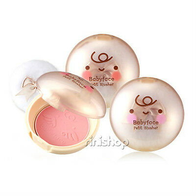 [It's SKIN] Babyface Petit Blusher 4g Rinishop