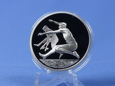 Griechenland 10 Euro 2004 , Olympiade Athen , Silber *PP/Proof* (35)