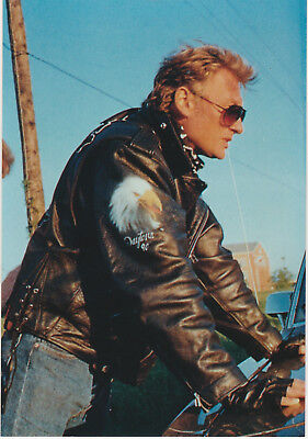 ancienne  photo  de  johnny  hallyday