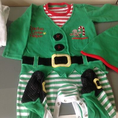 Baby boy winter clothes Christmas 12-18 months bundle
