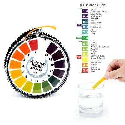 Test Paper pH test strips pH test strips PH Test Paper Tester Urine Saliva