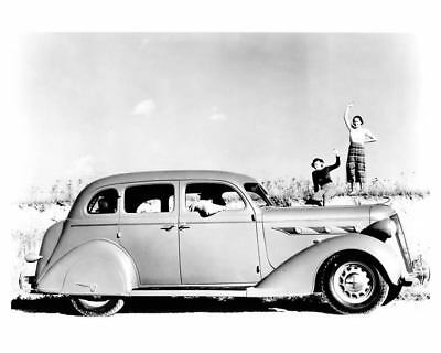 1936 DeSoto Airstream Factory Photo uc2029-JARIWA