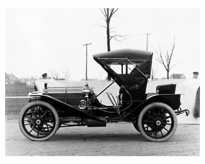 1908 Packard Model 30 Runabout Factory Photo uc2463-J69JKC