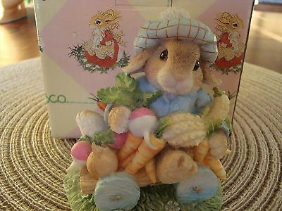 1995 My Blushing Bunnies - An Abundance of Blessings - #157015 w/ Box