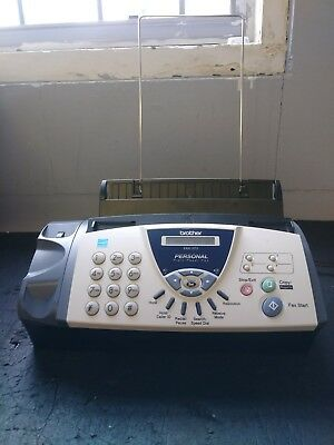 Brother Fax-575 Personal Plain Paper Fax Phone & Copier