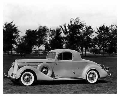 1936 Packard Twelve Stationary Coupe Factory Photo uc3451-5G5KWQ