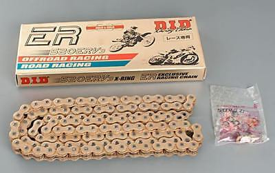 D.I.D - 520ERV3-120 - 520 ERV3 Series Exclusive Racing Chain, 120 Links