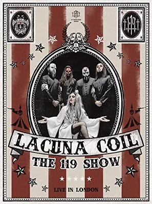 The 119 Show Live In London [Bluray] [2018] [DVD]