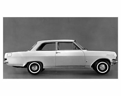 1963 Opel Rekord Factory Photo uc4413-VRRODV