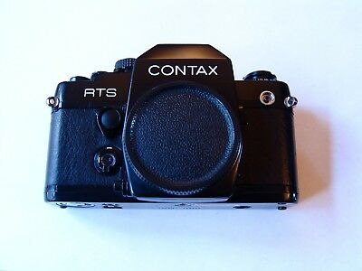 CONTAX RTS ii SLR 35m Camera Great Condition.