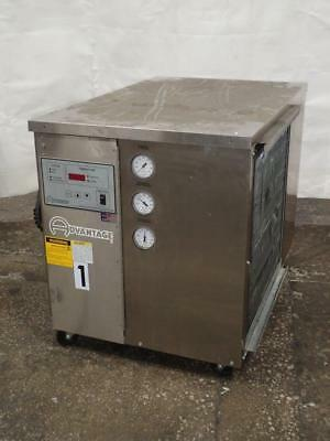 2 Ton Air-Cooled Industrial Water Chiller Stainless - ADVANTAGE IK-2AY-21HFX