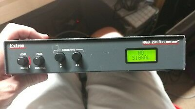 Extron RGB 201Rxi With ADSP