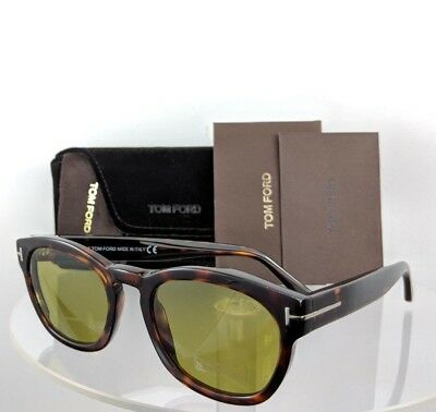 6a511dd938e4 Brand New Authentic Tom Ford Sunglasses FT TF 590 52N TFL 0590 Bryan 02  Frame