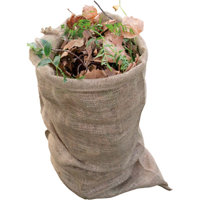 Mr Tidy Hessian 110L Garden Waste Bag 3 Pack