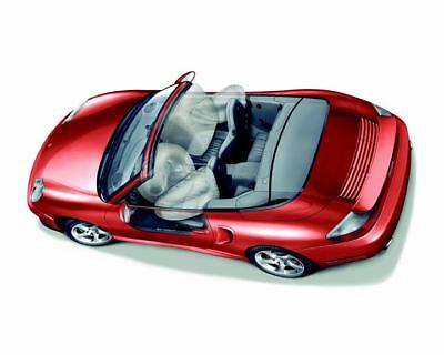 2004 Porsche 911 996 Turbo Cabriolet Airbags Factory Photo uc7921