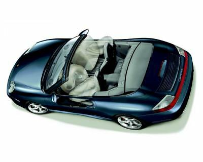 2004 Porsche 911 996 Carrera 4S Cabriolet Airbags Factory Photo uc8112