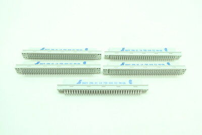 5x 8609-396-81-14-755 96-pin Connector