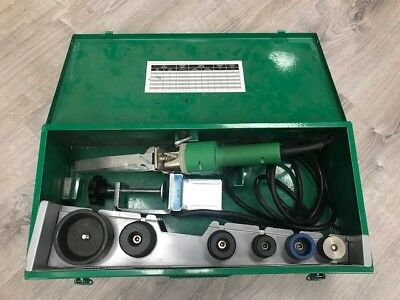 Ritmo Fusion Welder Kit R63 TFE With Attachments In Case