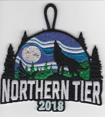 Northern Tier High Adventure Base * 2018 Dated Patch