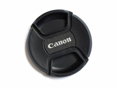 Lens Cap Cover Centre Pinch for Canon Lenses with 72mm Thread