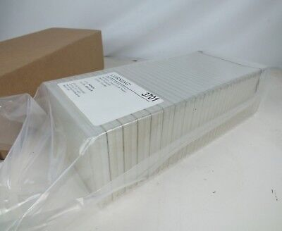 20 Corning 3701 Assay Plate 384 Well W/ Lid Flat Bottom, Treated Tissue Culture