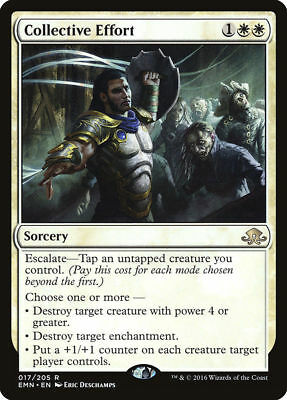 Collective Brutality x1 NM MTG Rare Eldritch Moon