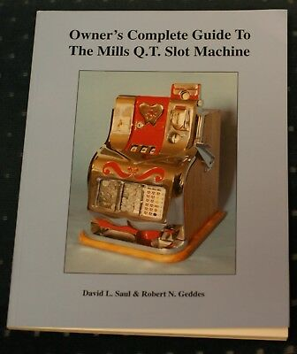 Mills QT Slot Machine Repair Manual