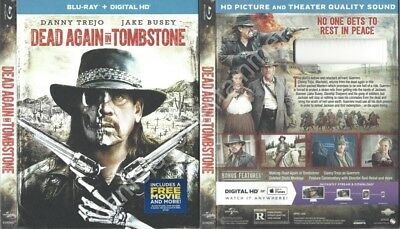 Dead Again in Tombstone (SLIPCOVER ONLY for Blu-ray)