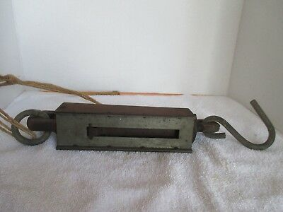 Antique Penn Hanging Scale-200 Pound Test Scale-Philadelphia PA