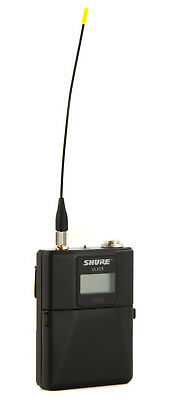 NEW Shure - ULXD1 wireless bodypack trasmitter, G50 band Free Shipping