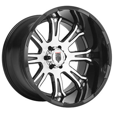 20x12 black milled american truxx the bomb at154 wheels 5x5 5 44 1999 Ford Dually Lifted 20 inch american truxx at154 bomb 20x12 5x5 5 black machined wheel