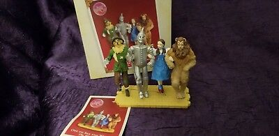 Hallmark Keepsake Off To See The Wizard! 2005, The Wizard of Oz Ornament NEW