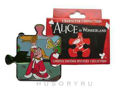 Disney Alice In Wonderland Character Connection Mystery Puzzle King of ❤️ LE1100
