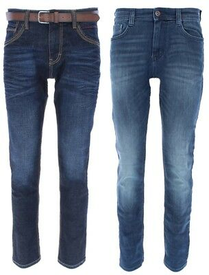 Tom Tailor Herren Jeans Marvin Straight