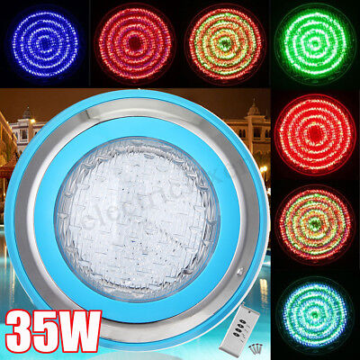 35W 12V RGB LED Poolbeleuchtung Poollicht Schwimmbad Beleuchtung Poolleuchte