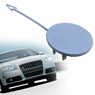 Front Bumper Tow Towing Hook Eye Cover Cap Trim For Audi A4 B7 05-08 8E0807241C