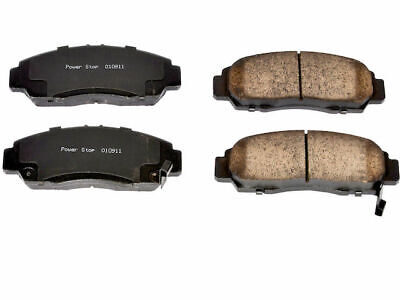 Front Disc Brake Pads Akebono ProACT for Acura CL CSX RL TSX Honda Civic Accord