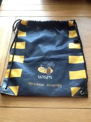 Wasps Rugby boot bag