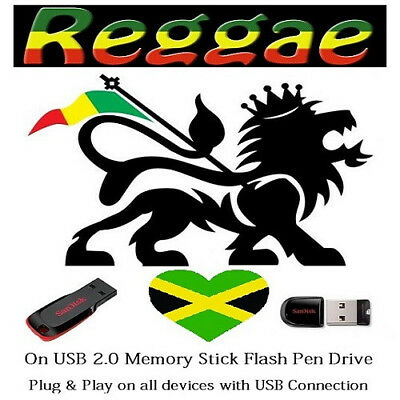TOP FEMALE REGGAE artists Collection 1970s to 2009 Lovers Rock etc   on USB  /mp3