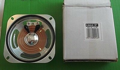 Loudspeaker Round 15 Watt Loud Speaker Full Range General 100 mm 8 Ohm x 1pc Box